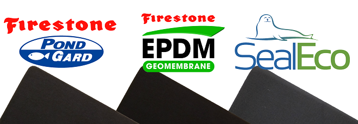 High Quality Brands such as Firestone and SealEco