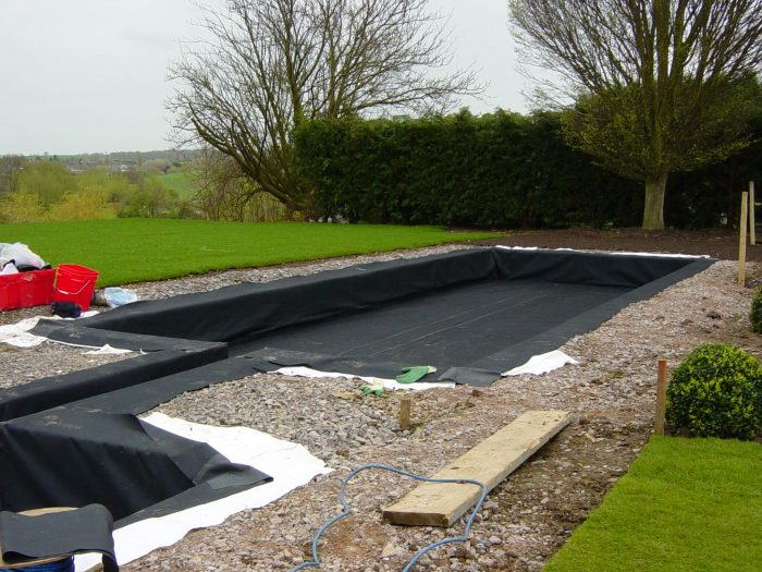 Prefabricated Box Welded Liner Installation from Stephens Industries