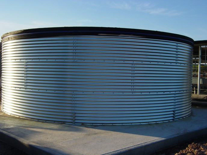New Water Storage Tank Liner from Stephens Industries