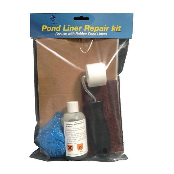Pond Liner Repair Kits from Stephens Industries